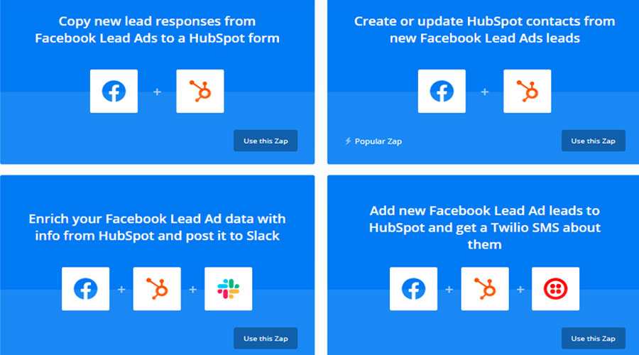 Facebook Lead Ads and HubSpot CRM Integration